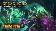 SMITE - New Skin for Fafnir - Dread-Lord
