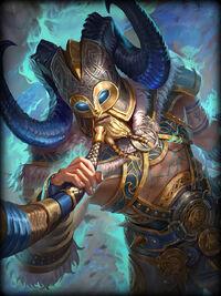 Heimdallr golden Card