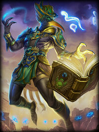 Standard Thoth Card