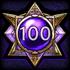 Achievements GodMastery 100