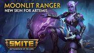 SMITE - New Skin for Artemis - Moonlit Ranger