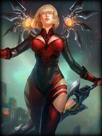 Nemesis scarlet-judgement Card