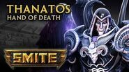 SMITE - God Reveal - Thanatos, Hand of Death