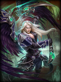 Thanatos FinalBoss Card