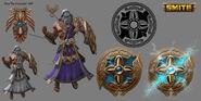 Zeus skin concept2