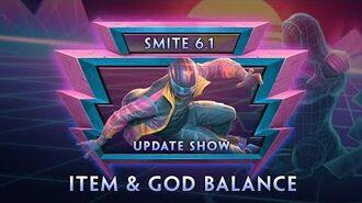 SMITE - 6.1 Update Show VOD (Day 2) - Item & God Balance
