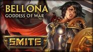 SMITE - God Reveal - Bellona, Goddess of War