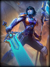 Bellona star-commander Card