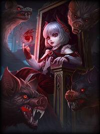 Scylla Vampiric Card