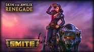 New Skin for Awilix - Renegade