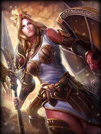 Standard Athena Card