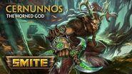 SMITE - God Reveal - Cernunnos, The Horned God