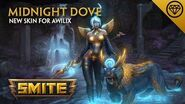 SMITE - New Skin for Awilix - Midnight Dove