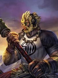 Sunwukong TeamSoloMid card