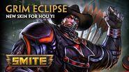 SMITE - New Skin for Hou Yi - Grim Eclipse