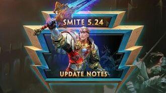 SMITE - 5.24 Update Highlights - Wielder of Excalibur
