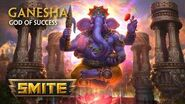 SMITE - God Reveal - Ganesha, God of Success