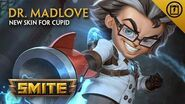 SMITE - New Skin for Cupid - Dr