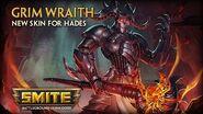 SMITE - New Skin for Hades - Grim Wraith