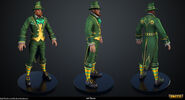 Loki 'Loki Charms' model