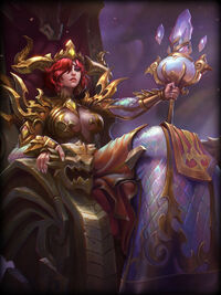 Nox dragon-priestess Card