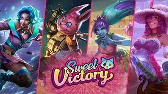 SMITE - New Battle Pass - Sweet Victory