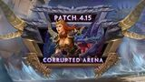 SMITE Patch Notes VOD - Corrupted Arena (Patch 4