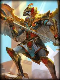 Standard Horus Card