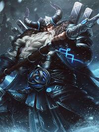 Odin PS4 Card