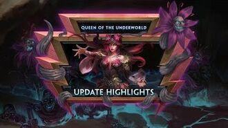 SMITE - Update Highlights - Queen of the Underworld