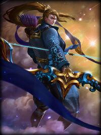 Hou Yi handsome-hunter Card
