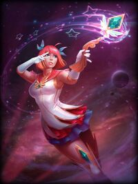 Neith mystic-defender Card