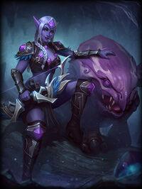 Artemis MoonlitRanger Card