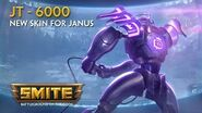 SMITE - New Skin for Janus - JT-6000
