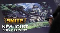 SMITE Sneak Preview - New Joust Map