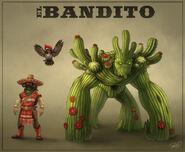 Sylvanus 'Bandito' Concept