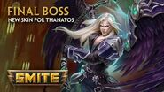 SMITE - New Skin for Thanatos - Final Boss