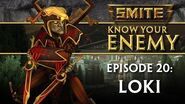 SMITE Know Your Enemy 20 - Loki