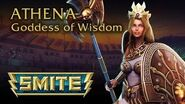 SMITE God Reveal - Athena, Goddess of Wisdom