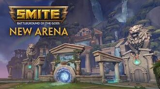 SMITE - Map Reveal - New Arena