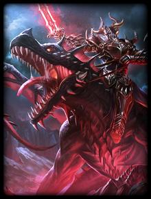 Ao Kuang caballero dragon