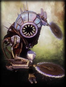 Bakasura maquina de muerte