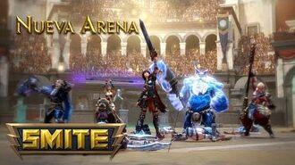 Trailer Nueva Arena en Smite MOBA - Smite latam