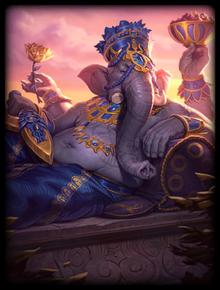 Ganesha dorada