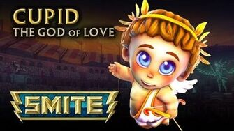 SMITE God Reveal - Cupid, The God of Love (Cupido)-1