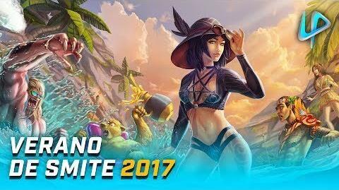 Verano de SMITE 2017