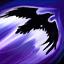 Crepusculo de cuervos