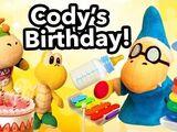 Cody's Birthday!