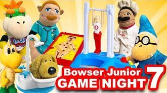 SML Movie Bowser Junior's Game Night 7