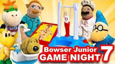 SML Movie Bowser Junior's Game Night 7
